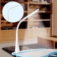 Настольная встраимавая светодиодная LED лампа (Мощность освещения: 12W) ТМ FunDesk Белый L1