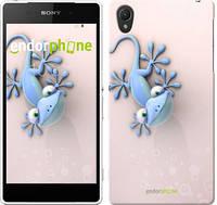 """Чехол на Sony Xperia Z2 D6502/D6503 Гекончик """"1094c-43-532"""""""