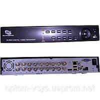 Видеорегистратор 16-ти канальный стационарный DVR WIFI 3G 8016 HDMI 4AUDIO