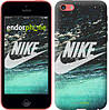 "Чехол на iPhone 5c Water Nike ""2720c-23-532"""