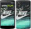"Чехол на LG Nexus 5 Water Nike ""2720c-57-532"""