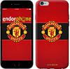"""Чехол на iPhone 6 Plus Манчестер Юнайтед 3 """"997c-48"""""""