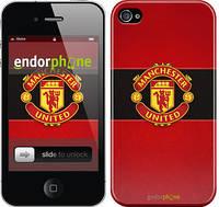 """Чехол на iPhone 4 Манчестер Юнайтед 3 """"997c-15"""""""