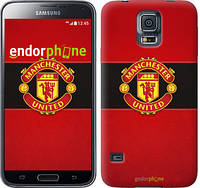"Чехол на Samsung Galaxy S5 g900h Манчестер Юнайтед 3 ""997c-24"""