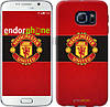 "Чехол на Samsung Galaxy S6 G920 Манчестер Юнайтед 3 ""997c-80"""