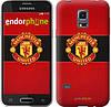 "Чехол на Samsung Galaxy S5 mini G800H Манчестер Юнайтед 3 ""997c-44"""