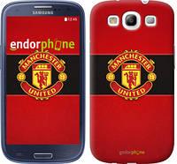 "Чехол на Samsung Galaxy S3 Duos I9300i Манчестер Юнайтед 3 ""997c-50"""