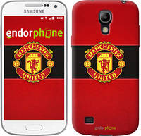 "Чехол на Samsung Galaxy S4 mini Манчестер Юнайтед 3 ""997c-32"""