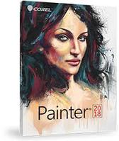 Painter 2018 English (электронная версия для организаций) (Corel Corporation)