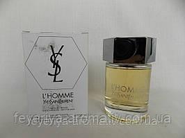 Тестер Туалетная вода Yves Saint Laurent L'Homme 100мл