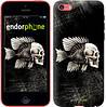 """Чехол на iPhone 5c Рыбо-человек """"683c-23-532"""""""