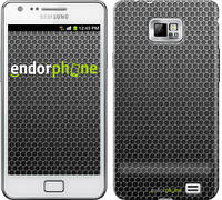 "Чехол на Samsung Galaxy S2 i9100 Ячейки ""243c-14"""