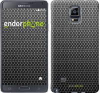 "Чехол на Samsung Galaxy Note 4 N910H Ячейки ""243c-64"""