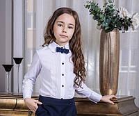 Блуза детская школьная Gloria Размеры 122-158