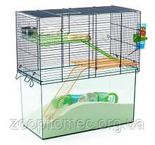 Savic ХЕБИТАТ (Habitat) клетка для грызунов 52*26*52,5 см