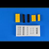 Молд кондитерский Лего
