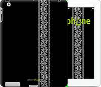 """Чехол на iPad 2/3/4 Вышиванка 32 """"601c-25"""""""