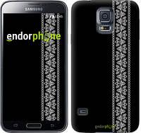 "Чехол на Samsung Galaxy S5 Duos SM G900FD Вышиванка 32 ""601c-62"""