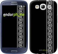 "Чехол на Samsung Galaxy S3 i9300 Вышиванка 32 ""601c-11"""