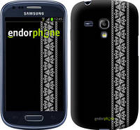 "Чехол на Samsung Galaxy S3 mini Вышиванка 32 ""601c-31"""