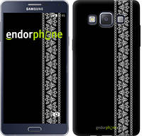 "Чехол на Samsung Galaxy A5 A500H Вышиванка 32 ""601c-73"""