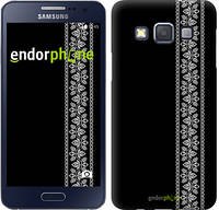 "Чехол на Samsung Galaxy A3 A300H Вышиванка 32 ""601c-72"""