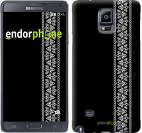 "Чехол на Samsung Galaxy Note 4 N910H Вышиванка 32 ""601c-64"""