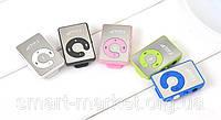 Зеркальный MP3 плеер клипса + наушники + USB переходник