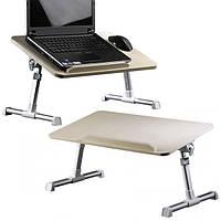 Компактный столик для ноутбука geer. Мини подставка для ноутбука. Портативный столик