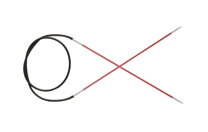 Кругові спиці 2.0 мм - 40 см Zing KnitPro