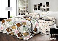Ткань для постельного белья Ранфорс R1750 (A+B) - (60м+60м)
