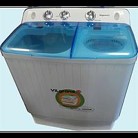 Стиральная машина полуавтомат VILGRAND V550-300TC (5.5 кг, 300 Вт, 1250 об/мин)
