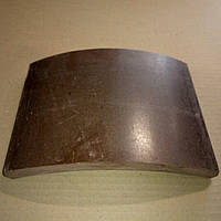 Тормозная накладка задняя КрАЗ (трибо)