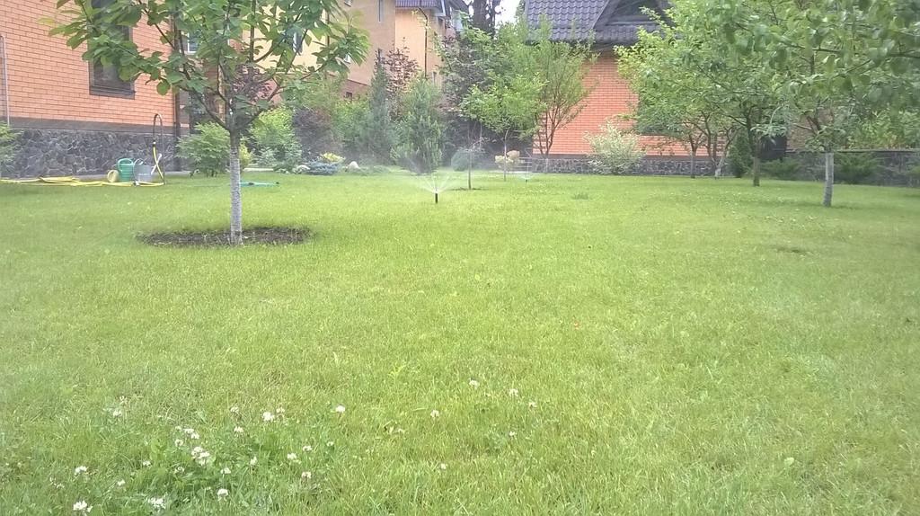 Автополив, Ирпень -1