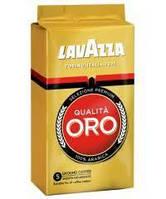 Кофе молотый LAVAZZA QUALITA ORO (Новый дизайн) 250 g.