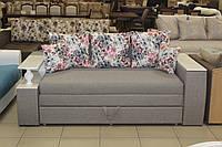 Раскладной диван с нишей для белья