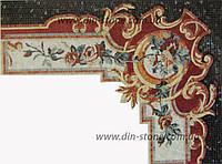 Мозаика, панно из мрамора, оникса, гранита