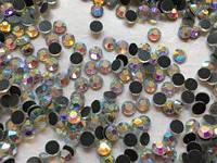 Клеевые камни DMC SS 16 № CRYSTAL AB US101 AB