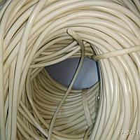 Трубка изоляционная ПВХ ТВ-40 не окрашенная, внутренний диаметр 6 мм