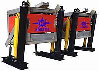 Индукционная тигельная плавильная печь емкостью тигля 500 кг. ИТПП-0,5/0,5 ТГ1