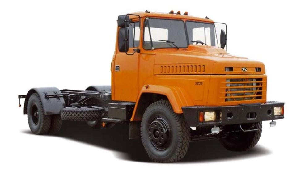Шасси КрАЗ 5233Н2