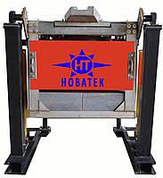 Индукционная тигельная плавильная печь емкостью тигля 250 кг. ИТПП-0,25/0,25 ТГ1