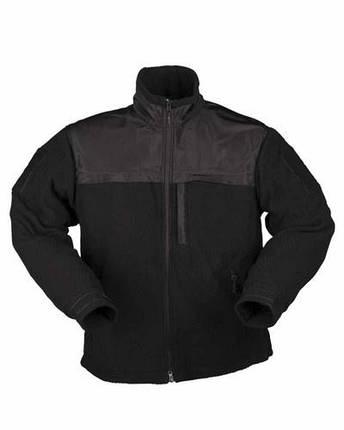 Флисовая куртка Black ELITE FLEECE JACKET HEXTAC® BLACK, фото 2