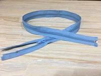 Змейка спираль 100 см. № 187 голубой