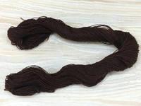 Нитка Акриловая 30м темный шоколад