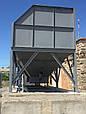 Бункер двух секционный  для хранения инертных материалов KARMEL, фото 4