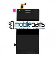 Оригинальный  Дисплей (Модуль) + Сенсор (Тачскрин) для Huawei Ascend G6  | L11 | L22 | L33 (Черный)