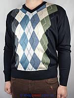 Мужской свитер  Wool Yurt 0395 Н мис в разных цветах