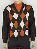 Кофта  кардиган мужская Wool Yurt 0440