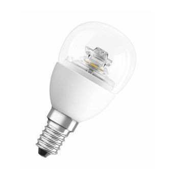 Лампа LED SUPERSTAR CLASSIC P25 ADV 4.5 W 827 E14 OSRAM диммируемая